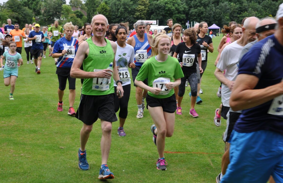 Claygate Country Five Run